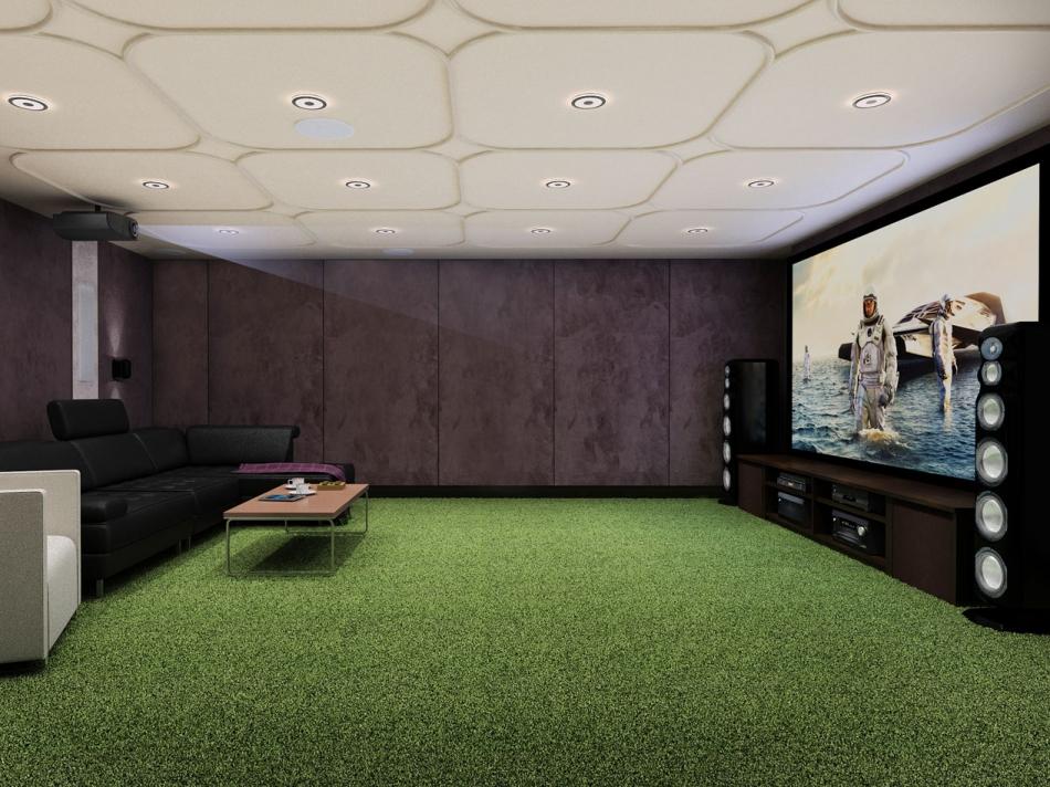 Виртуальный гольф для дома