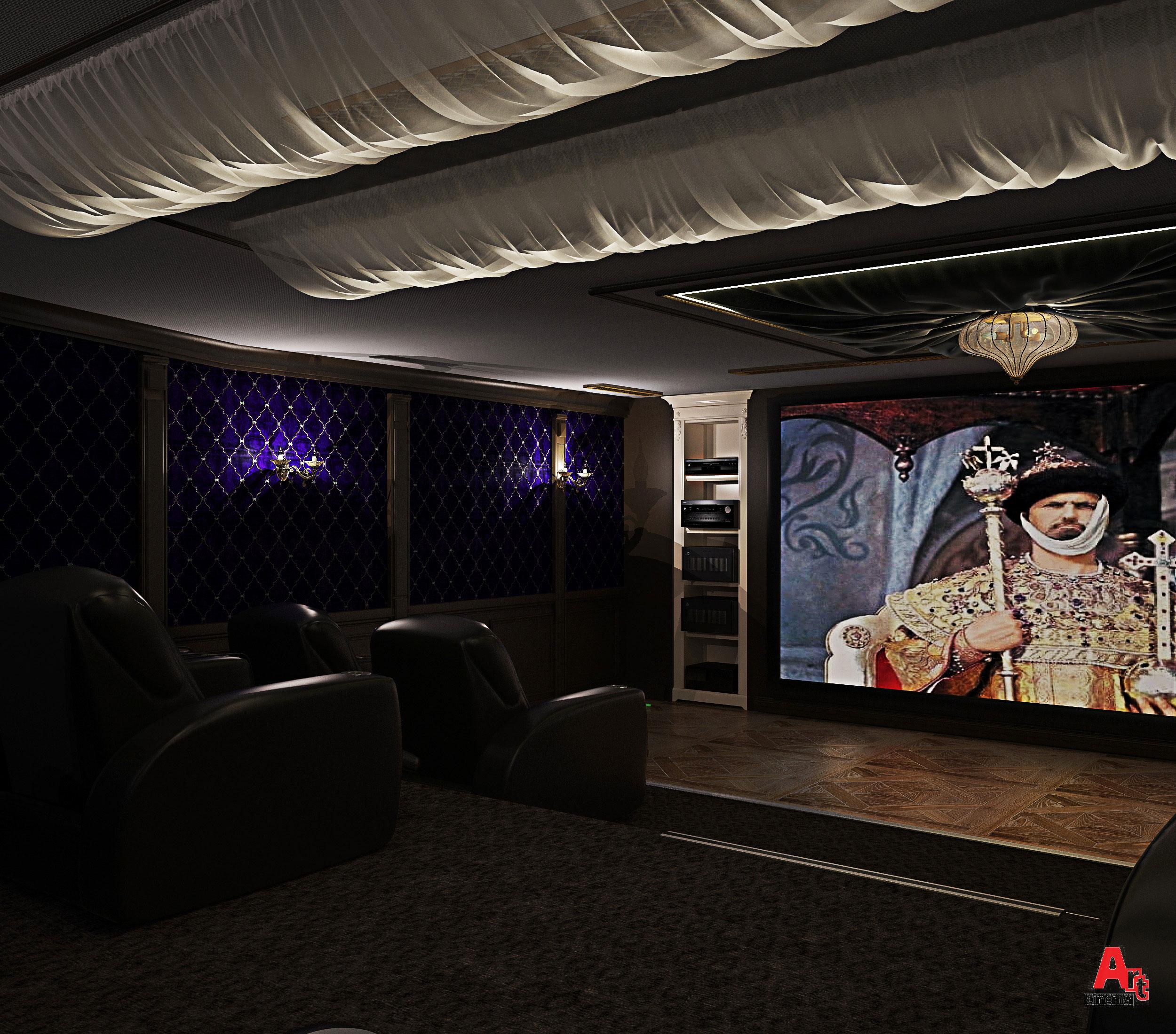Заказать собственный кинотеатр Краснодар