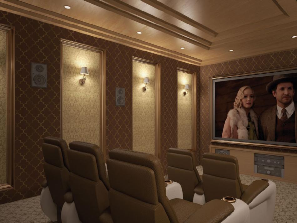 Заказать собственный кинотеатр СПб