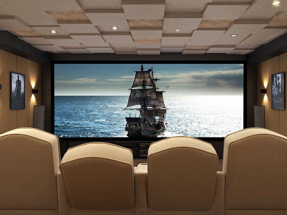 Где заказать домашний кинотеатр в квартиру